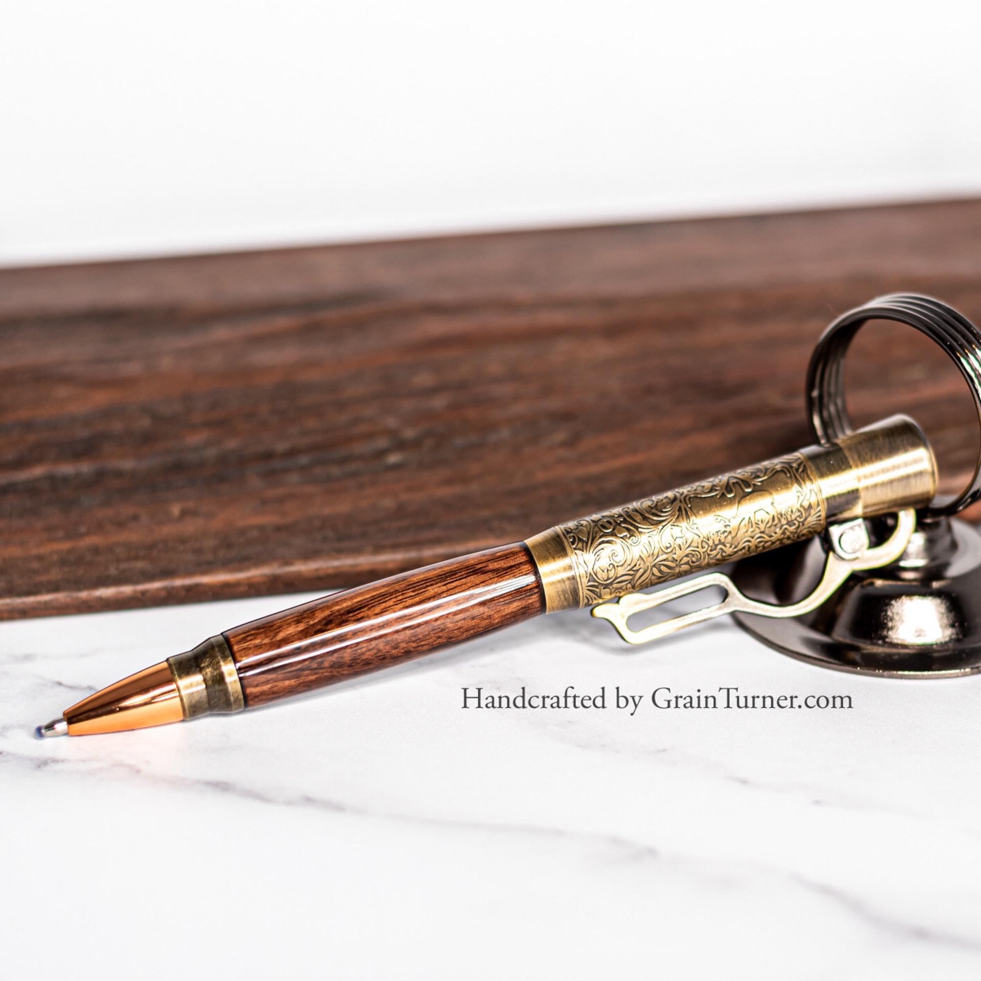 Tiger Wood Rollerball Pen